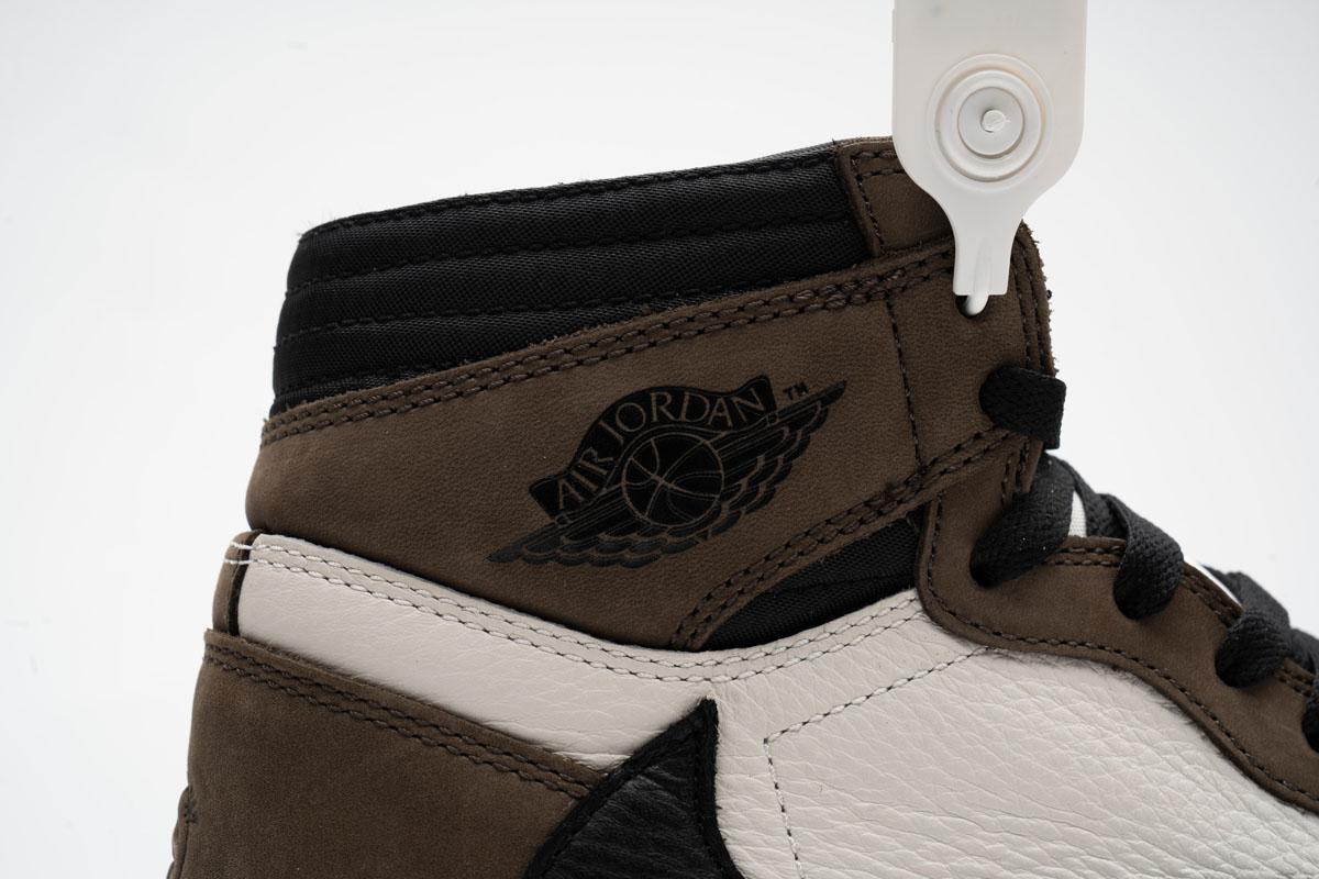 Perfectkicks | PK God Air Jordan 1  Retro High Travis Scott SP34, CD4487-100