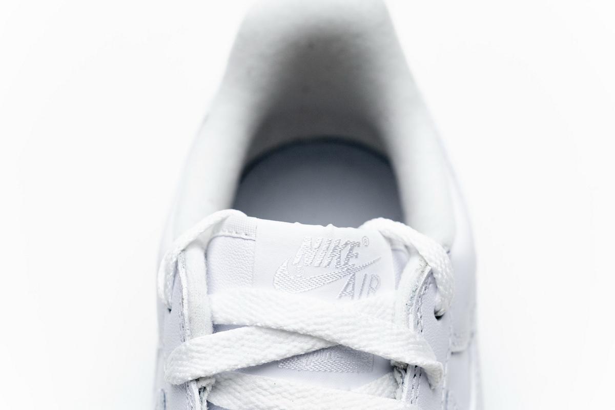 Perfectkicks | PK God Air Force 1 Low Supreme White, CU9225-100