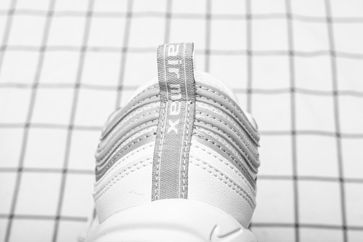 BoostMasterLin Air Max 97 White Reflect Silver,921826-105