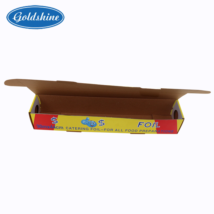 Disposable Eco-Friendly Feature and Food Use aluminum foil food trays
