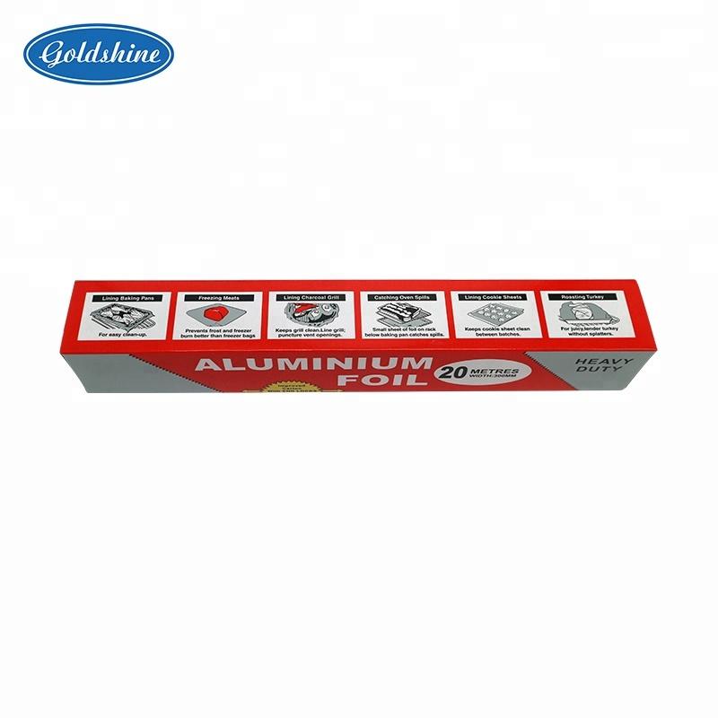 Household Use 0.011 Aluminum Foil for Sale