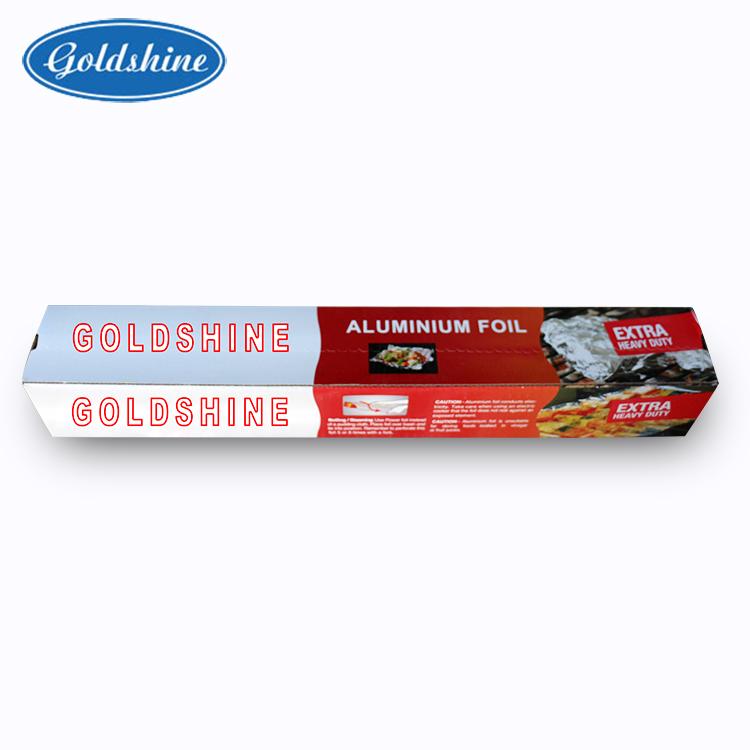 Wholesale food packaging aluminum foils Aluminio foil