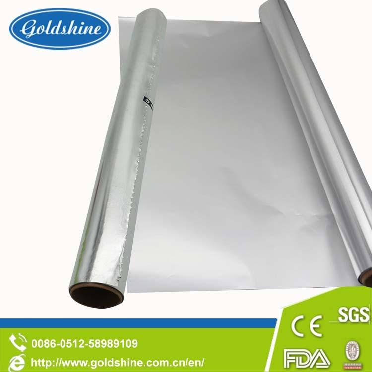 Stock lot double zero aluminium foil for broiler