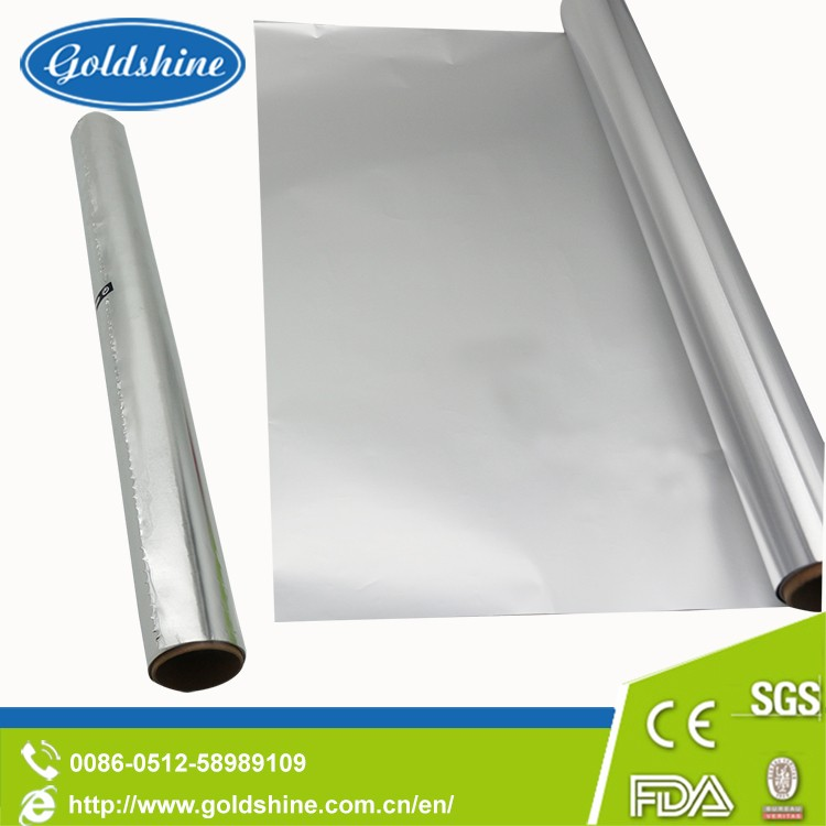 disposable aluminum foil packing roll