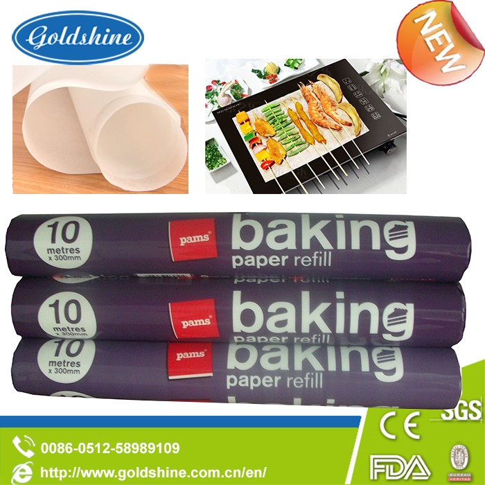 high quality silicone release paper barbecue paper