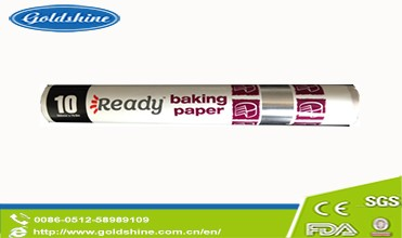 Food Wrapping Use Greaseproof Printed Baking Paper Parchment Paper for barbecue