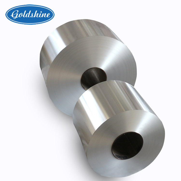 Food Grade large rolls of aluminum foil for make container