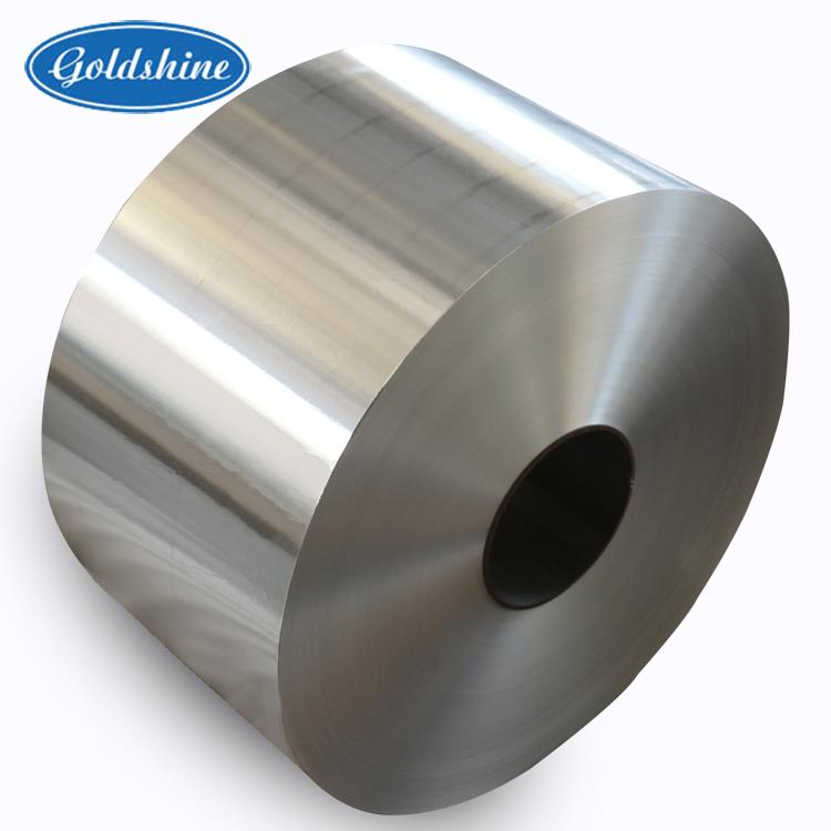 Manufacture aluminium foil roll raw material Aluminum Foil materials