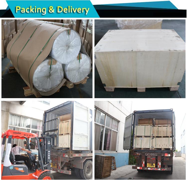 China Supplier aluminium foil jumbo roll 8011 type 10 micron