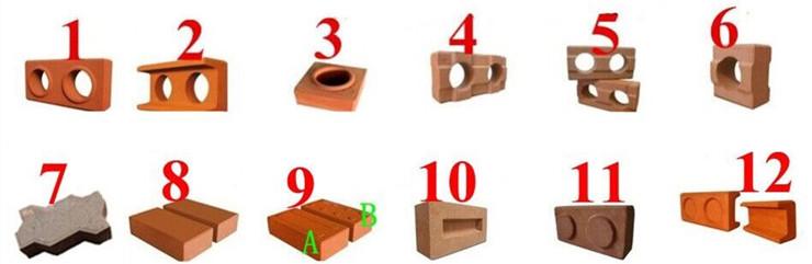 Interlocking Clay Logo Red Soil Brick Making Machine Automatic Interlocking Clay Brick Making Machine