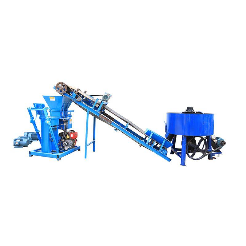 Eco Maquinas Interlocking Brick Machine Clay Brick Press Machine Soil Mud Clay Brick Machine