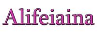 Alifeiaina Hair