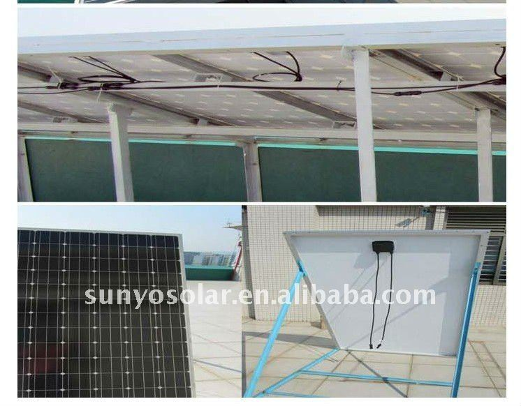 2 rail way solar PV junction box with MC4 for solar flexible module IP65 IP67 IP68 CE ROHS certification 20W 50W 100W 180WSolar PV junction box with MC4 connector for solar module 1M length cable
