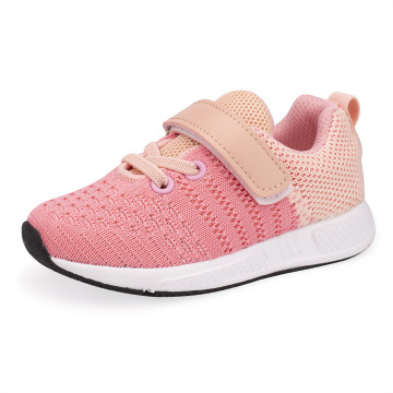 MUYGUAY Toddler Boys and Girls Sneakers Kid Running Sport Shoes with Hook and Loop Strap