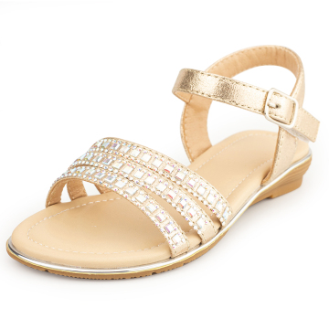 Little Big Kids Girls Party Wedding Princess Dress Sandals Platform heel Sandals