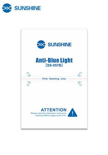 SUNSHINE SS-057B Anti-blue light imported hydrogel 890C Cutting Mahine Stickers sunshine SS-057B Anti-blue light imported hydrogel 890C Cutting Mahine Stickers