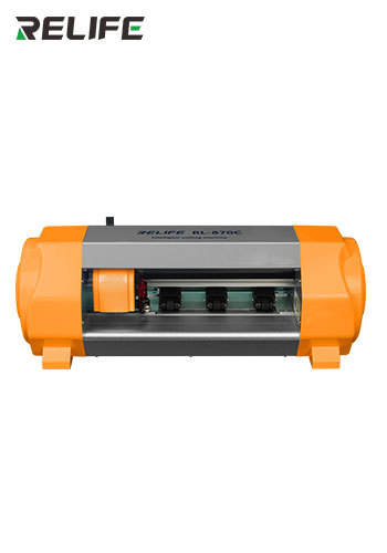 RELIFE RL-870C Intelligent Cloud Film Cutting Machine Complete film category Support customization