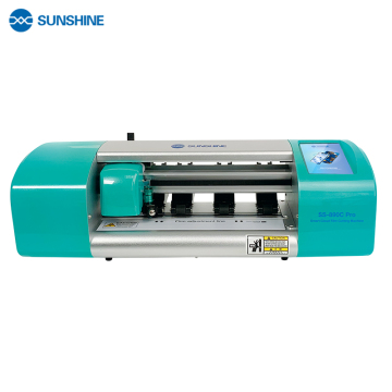 SUNSHINE SS-890C Pro Multifunctional Intelligent Cloud Film Cutting Machine(12.9 INCH)