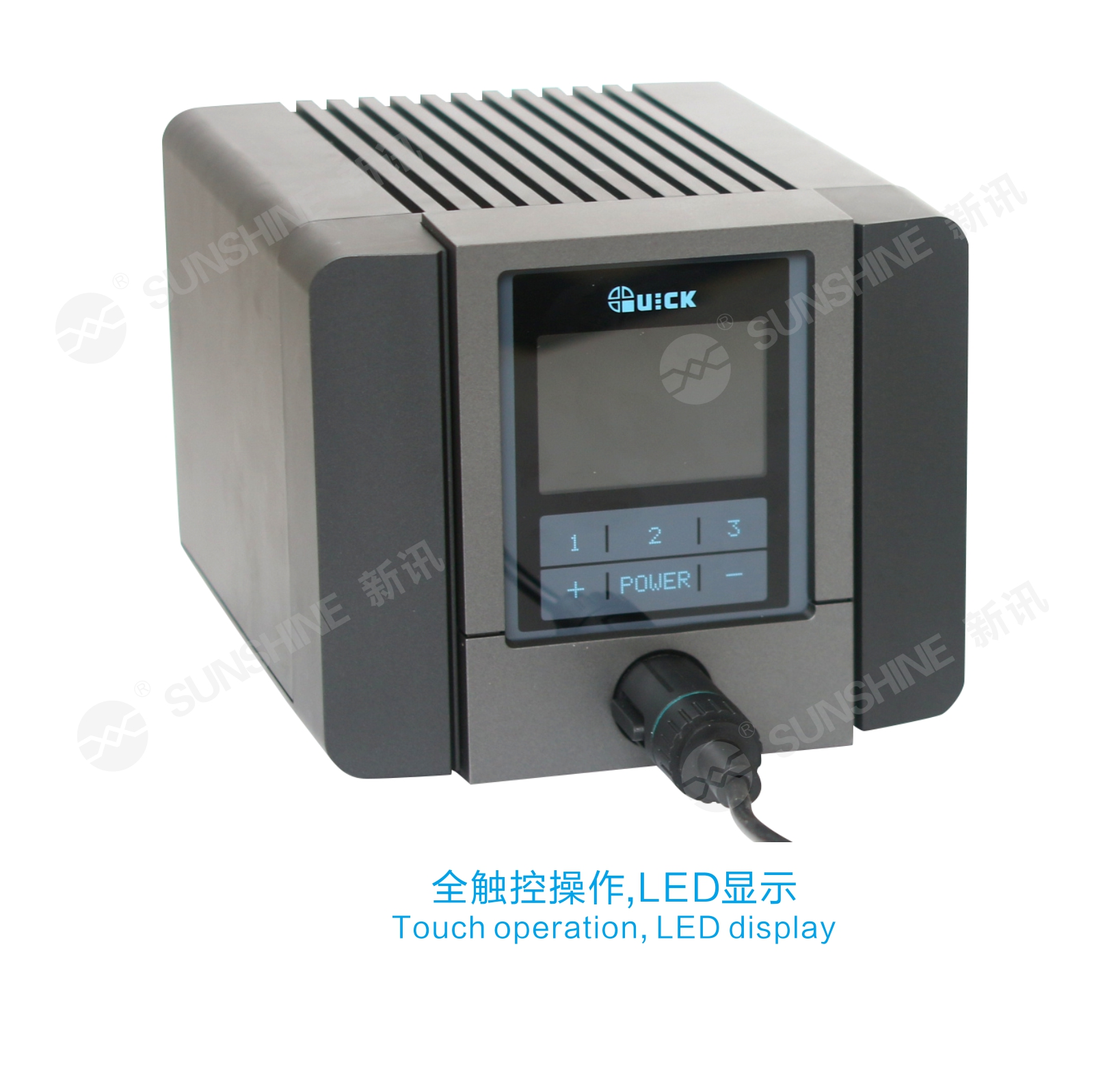QUICK TS1200A 120W Intelligent Lead Free Solder StationQUICK TS1200A 120W Intelligent Lead Free Solder Station