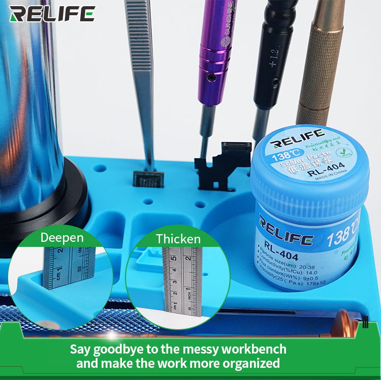 RELIFE RL-004M B1 Microscope Base Special Maintenance Padrelife RL-004M B1 Microscope Base Special Maintenance Pad